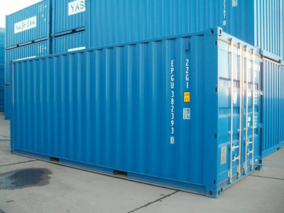 St Augustine FL Shipping Containers, Vilano Beach FL Containers, Central FL ISO Containers