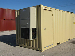 Florida Cargo Shipping Containers