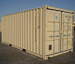 Tampa 20ft shipping container