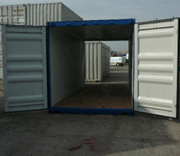 Jacksonville 20ft shipping container