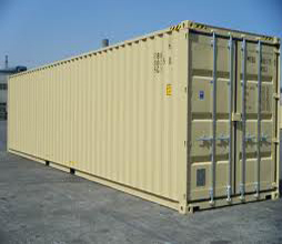 Pensacola FL 40ft shipping container