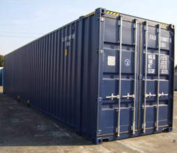 Daytona Beach 40ft shipping container
